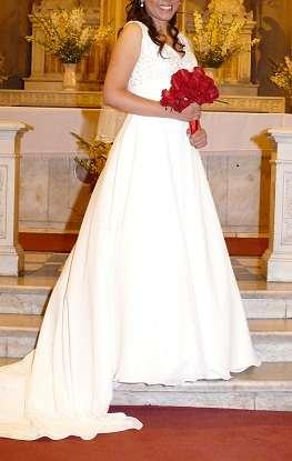 Vestidos de novia y accesorios (pague según sus posibilidades por partes)