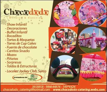 Fiestas infantiles, carritos snacks, decoraciones, todo para tu evento.