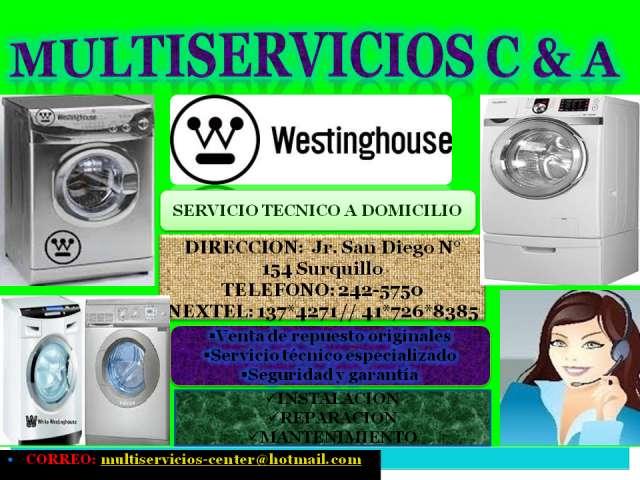 Servicios tecnicos de lavadoras /2425750