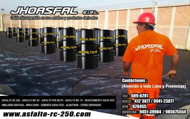 Rc-250asfaltos en venta somos fabricantes nextel.412*3877