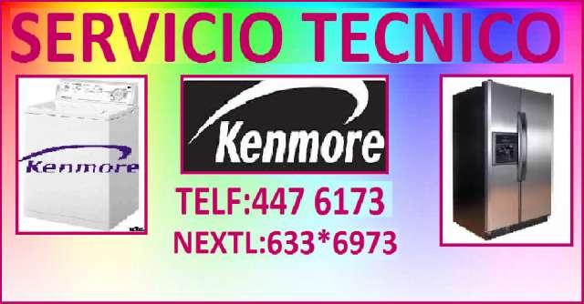 Lima servicio tecnico kenmore refrigeradoras lavadoras