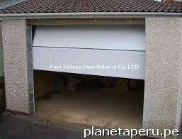 Control remoto puerta de garaje seccionales corredizaas levadizos