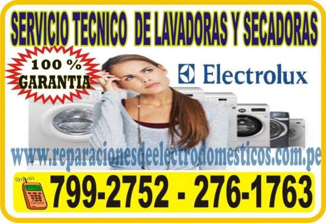 §¤§ san borja / electrolux reparacion *mantenimientos de secadoras §¤§¤