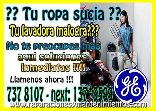 ¯`»«miraflores - servicio tecnico de lavadoras -secadoras ** general electric 7992752 a house´¯`»«´¯`