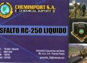 Pen o brea para elaboracion de asfalto en caliente y rc250 para imprimir