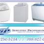 técnicos especialistas en mantenimiento y reparación de lavadoras G.E