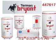 SERVICIO TECNICO TERMA BRYANT 986242044