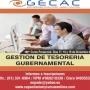 CURSO DE GESTION DE TESORERIA GUBERNAMENTAL