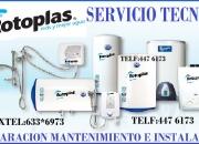 SERVICIO TECNICO TERMA ROTOPLAS