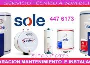 SERVICIO TECNICO TERMA SOLE 4476173  / 986242044