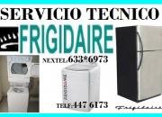 Servicio tecnico frigidaire lavadoras