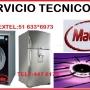 SERVICIO TECNICO MABE REFRIGERADORAS
