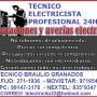 ELECTRICISTA SURQUILLO DOMICILIO CONEXION 991473178 - 971654372