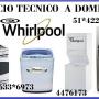 SERVICIO TECNICO WHIRLPOOL COCINAS LAVADORAS
