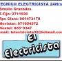 ELECTRICISTA LA MOLINA DOMICILIO CONEXION 991473178 - 971654372