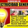 ELECTRICISTA MIRAFLORES DOMICILIO AVERIAS 991473178 - 971654372