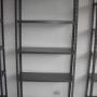 ESTANTERIA METALICA panel 0.8mm angulo 2mm