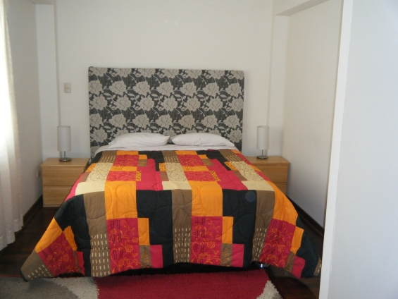 Alquilo departamento 3 dormitorios,miraflores