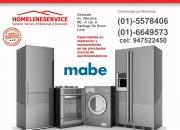 Servicio tecnico lavadora mabe 6649573
