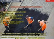 FABULOSO ASFALTO RC-250/SOMOS FABRICANTES