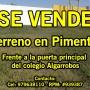 Vendo terreno 6000 metros en Chiclayo cerca a Universidades y Colegios