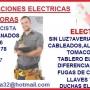 ELECTRICISTA SURCO DOMICILIO CONEXION 991473178 - 971654372