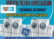 LAVADORA GENERAL ELECTRIC ? SERVICIO TECNICO # 6649573