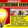 ELECTRICISTA SAN BORJA DOMICILIO CONEXION 991473178 - 971654372
