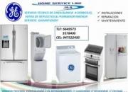 LAVADORA GENERAL ELECTRIC- 6649573 - SERVICIO GARANTIZADO -