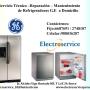 Surco::Lima/ Servicio Tecnico de refrigeradoras G. E. PROFILE 2748107 Garantizado