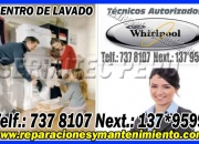 Soluciones Tecnicas en Centro de Lavado Whirlpool 7378107 (Miraflores)