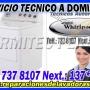 Total Garantia Centro de Lavado Whirlpool 981091335 ((Surco))