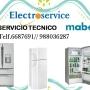 Servicio técnico de.Refrigeradores- MABE- 2748107 lima