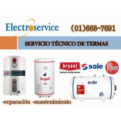 2748107/servicio técnico de termas*junkers*calorex*brasec/lima