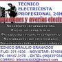ELECTRICISTA PUEBLO LIBRE DOMICILIO REPARA 991473178 - 971654372