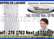 Total Garantia en Centro de Lavado Whirlpool 7378107 ((San Juan de Miraflores))