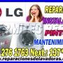 Guaranteed services en Lavadoras LG Técnicos A1 7378107 ((San Isidro))