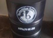 VENTA DE CEMENTO ASFALTICO, ASFALTO LIQUIDO RC-250.