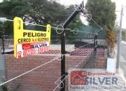SISTEMA PARA PUERTAS AUTOMÁTICAS LEVADIZAS SECCIONALES CERCOS ELÉCTRICOS