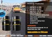 instalación de asfalto en caliente y frío-  JHOASFAL