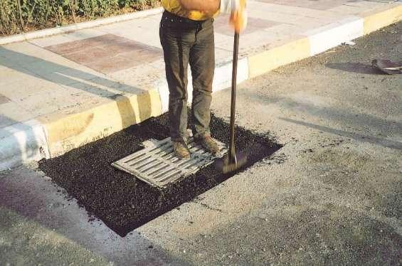 Venta de asfalto caliente x mts ,x cilindro