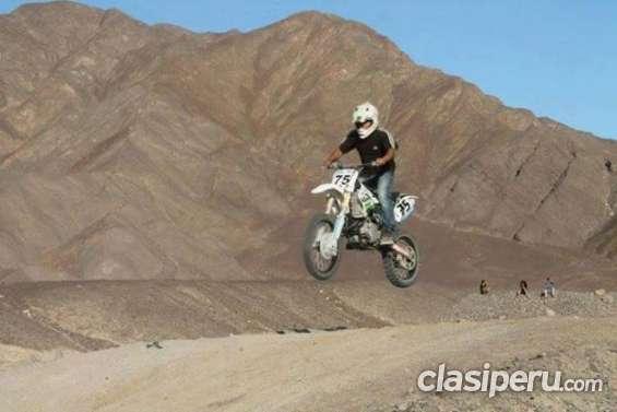 Apurado vendo vendo motocross ronco x250 mas en mercado libre