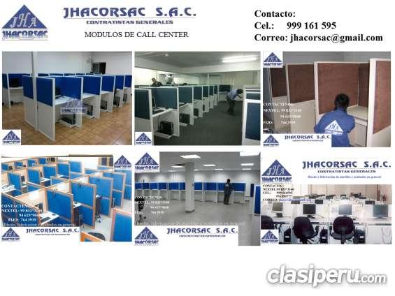 Modulos call center