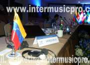 www. intermusicpro.com  Audio Interpretacion Traduccion simultanea Alquiler venta Peru