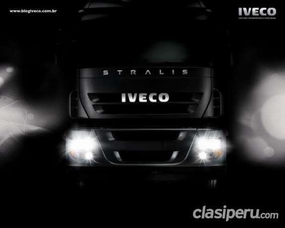 Estoy vendiendo camion furgon iveco 00kms italia financiamiento. entrega inmediata. consultar.