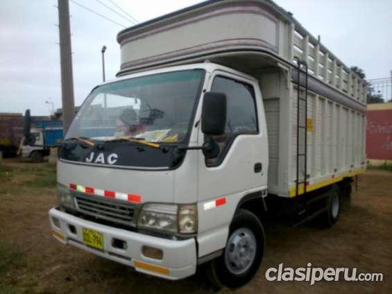 Vendo en buen estado camion jac del 2009 toyota,hiunday,canter,izuzu,mitsubishi para coleccionistas.