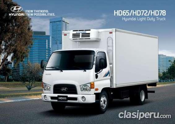 Vendo camiones furgon hyundai00kms financiamiento directo y bancario. consultame sin cargo.