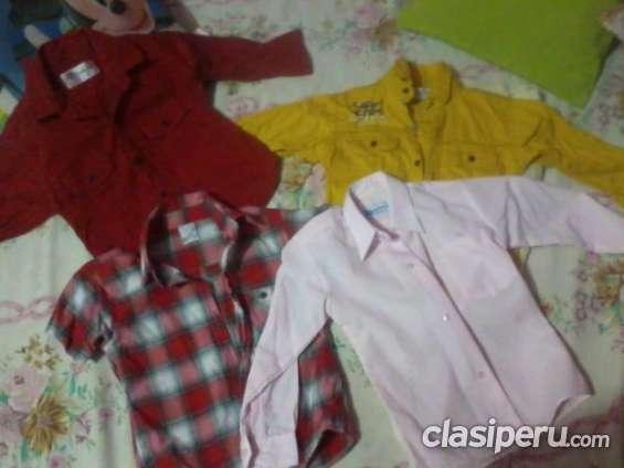 Ya! vendo camisas de bebe oferta babyclothes* en muy buen estado.