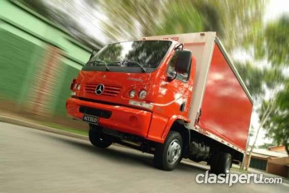 Tengo para vender ahora megaventa camiones mercedes benz00kms accelo, atego, axor, actros. furgon con financiamiento total. apurado.