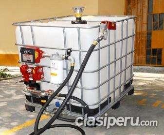 Vendo tanques portatiles para diesel chiclayo peru es urgente